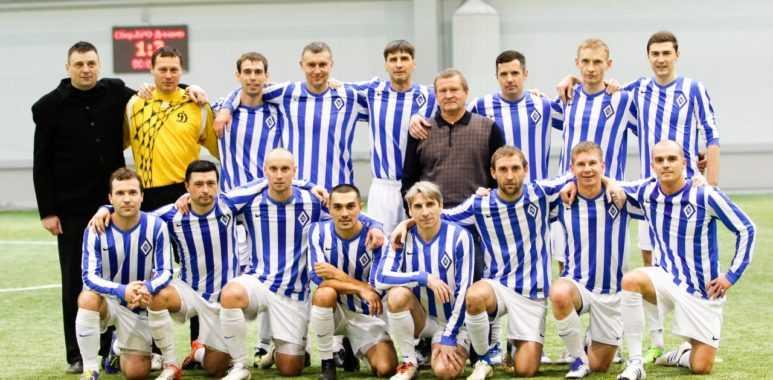 «Mатч day» и «Динамо»